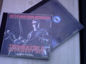 T2 and Batman Soundtracks! $4!