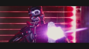 Endoskeleton Firing